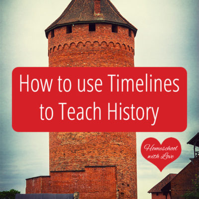 How to use Timelines to Teach History