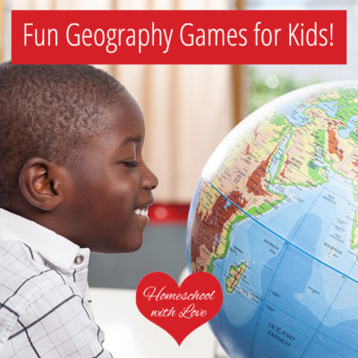 Fun Geography Games for Kids!