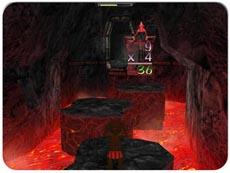 Timez Attack lava world