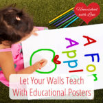 Let Your Walls Teach With Educational Posters