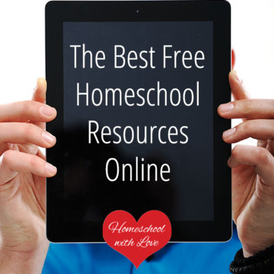 The Best Free Homeschool Resources Online