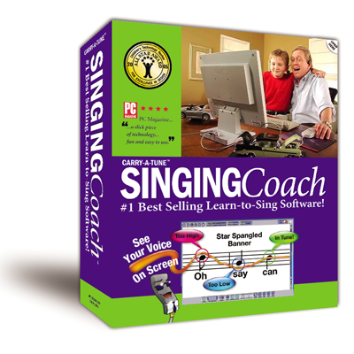SINGING Coach Software Giveaway