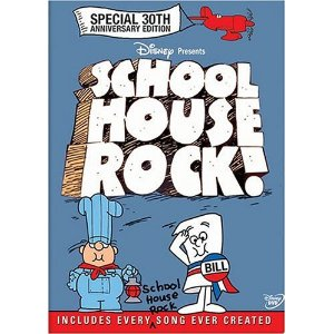 Schoolhouse Rock 30th Anniversary Edition – 50% Off