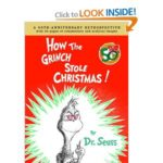The 5th Day of Christmas Book – How the Grinch Stole Christmas
