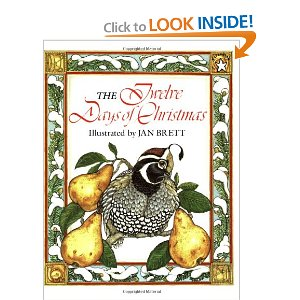 the twelve days of christmas - 12 Days Of Christmas Book