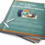 How to Succeed as an Educational Printables Business Review