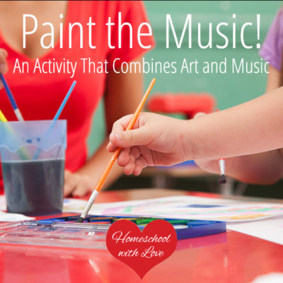 Paint the Music! An Activity That Combines Art and Music