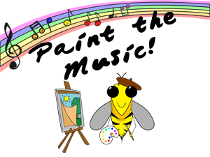 Paint the Music! Combine Art and Music with This Lesson