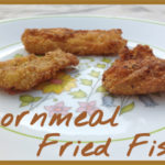 Gallo pinto recipe for Cornmeal fried fish