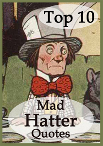 Mad Hatter Disney Quotes