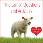"""The Lamb"" Questions and Activities"