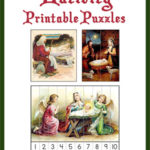 Free Nativity Printable Puzzles