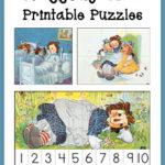 Free Raggedy Ann Printable Puzzles