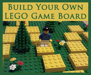 Build Your Own LEGO Game Board