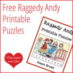 Free Raggedy Andy Printable Puzzles