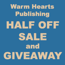 Half Off Sale and Giveaway
