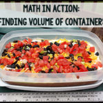 Math in Action: Finding Volume of Containers