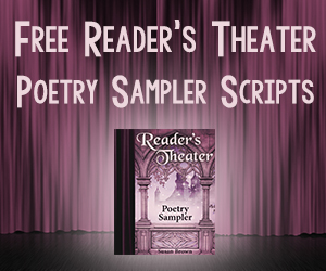 FREE Reader's Theater Poetry Sampler Scripts