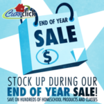 Save 70% on Our Homeschool Products