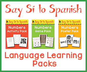 Say Sí to Spanish: Language Learning Packs