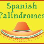 Spanish Palindromes