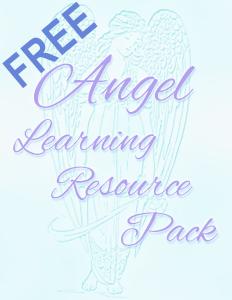 Angel Learning Resource Pack Freebie