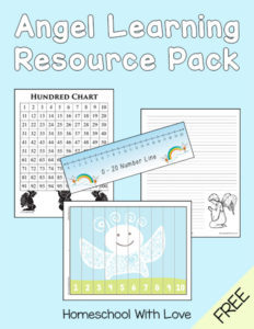 Angel Learning Resource Pack