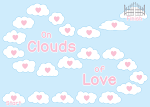 Clouds of Love Game Board