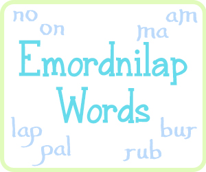 Emordnilap Words