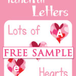 Lots of Hearts Free Sample