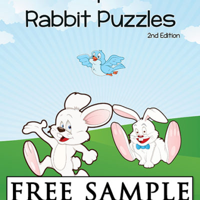 Homophone Rabbit Puzzles Free Sample