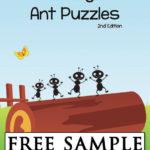 Antonym Ant Puzzles Free Sample