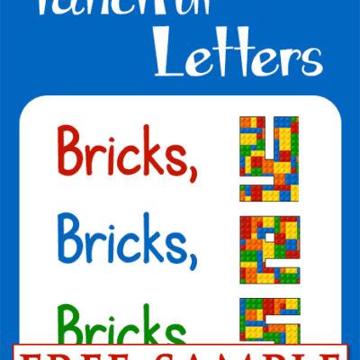 Bricks, Bricks, Bricks Free Sample
