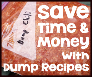 Save Time and Money with Dump Recipes