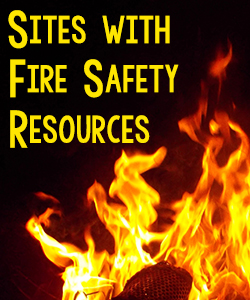 Sites with Fire Safety Resources