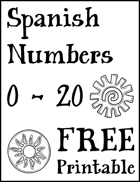 It is a picture of Challenger Free Spanish Printables