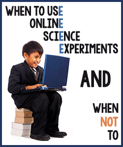 When to Use Online Science Experiments and When Not to
