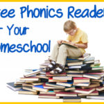 Free Phonics Readers for Your Homeschool