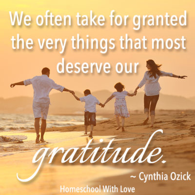 Inspirational Quotes About Gratitude