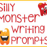 Silly Monster Writing Prompts