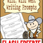 Flash Freebie – Wild, Wild West Writing Prompts