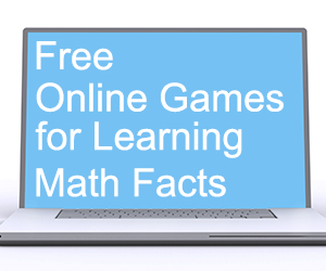 Free Online Games for Learning Math Facts