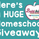 Here's a HUGE Homeschool Giveaway!
