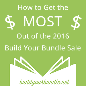 How to Get the Most Out of the 2016 Build Your Bundle Sale