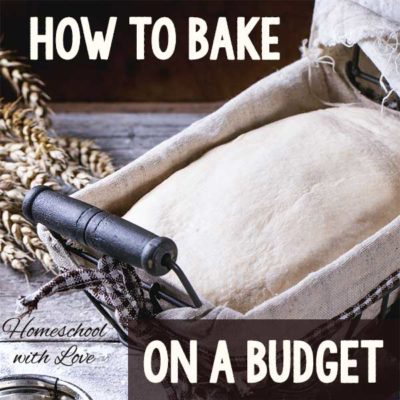 How to Bake on a Budget