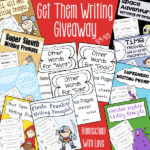 Get Them Writing Giveaway