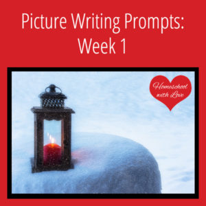 Picture Writing Prompts Week 1