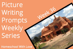Picture Writing Prompts: Week 36
