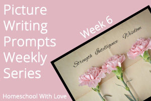 Picture Writing Prompts: Week 6