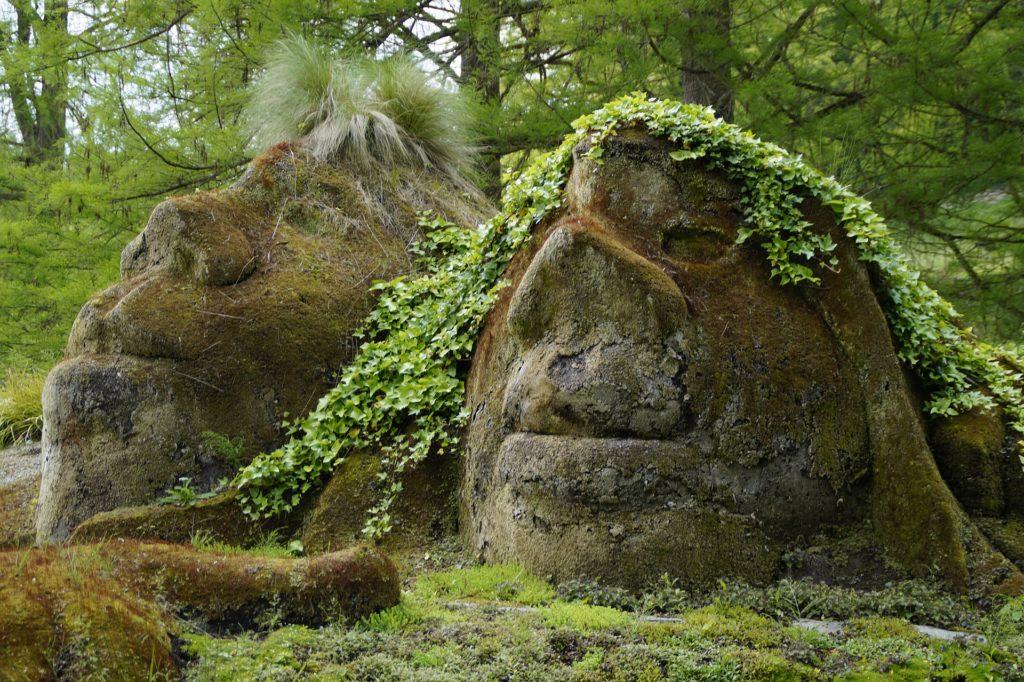 Stone Faces